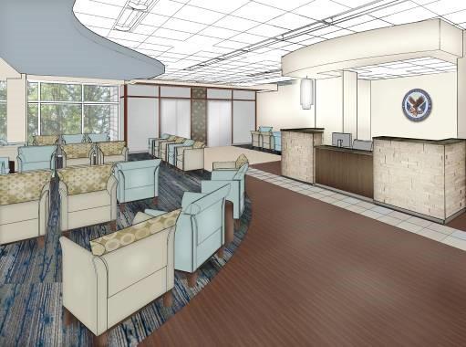 VA Durham: Specialty Care Building